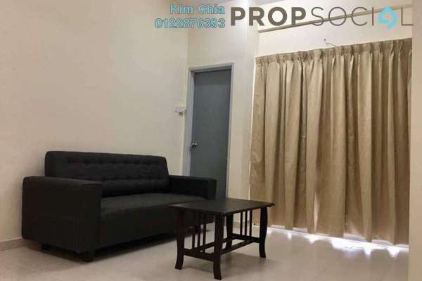 For Rent Apartment at Suria Apartment, Kota Damansara Freehold Fully Furnished 2R/2B 2.2k