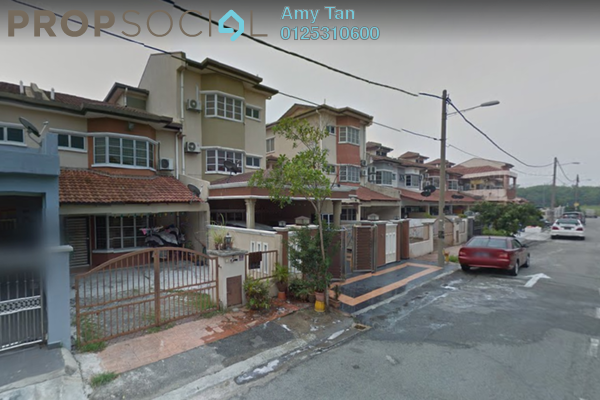 For Sale Terrace at PJS 3, PJ South Freehold Semi Furnished 3R/1B 650k