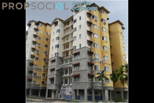 For Sale Condominium at De Rozelle, Kota Damansara Freehold Semi Furnished 3R/1B 390k