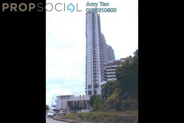 For Sale Condominium at Island Resort, Batu Ferringhi Freehold Semi Furnished 3R/1B 919k