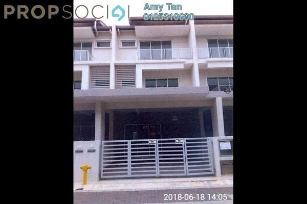 For Sale Terrace at Bukit Residence, Bukit Mertajam Freehold Semi Furnished 3R/1B 630k
