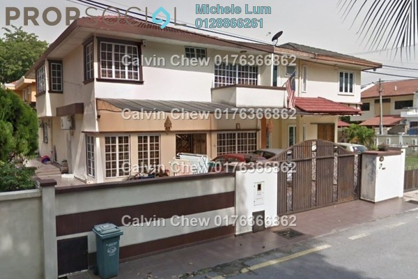 For Sale Semi-Detached at Taman Maluri, Cheras Freehold Unfurnished 0R/0B 1.17m