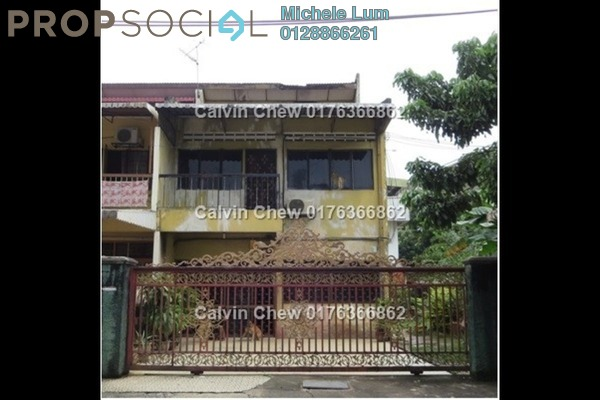 For Sale Terrace at Taman Golden, Sentul Leasehold Unfurnished 0R/0B 720k