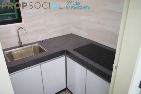 For Rent Condominium at Parkhill Residence, Bukit Jalil Freehold Semi Furnished 3R/2B 2k