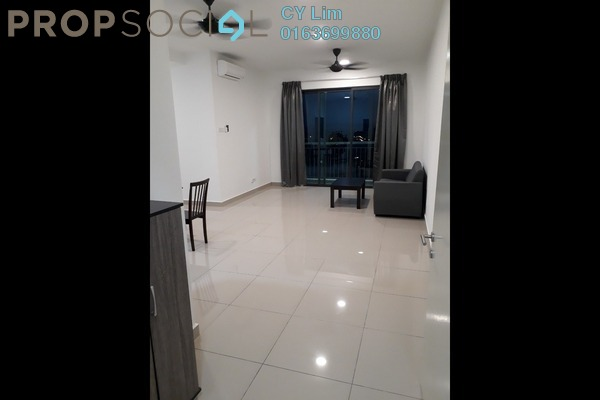 For Rent Condominium at Parkhill Residence, Bukit Jalil Freehold Fully Furnished 3R/2B 2k