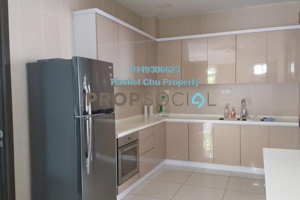 For Rent Condominium at Setia Eco Park, Setia Alam Freehold Semi Furnished 5R/4B 4k