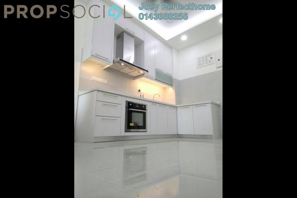 For Sale Serviced Residence at Desa Green Serviced Apartment, Taman Desa Freehold Fully Furnished 2R/2B 549k