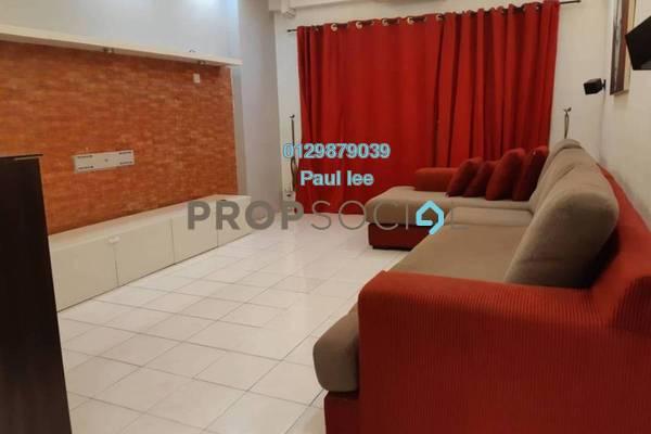For Sale Condominium at Jalil Damai, Bukit Jalil Freehold Semi Furnished 3R/2B 430k