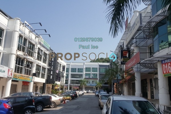 For Sale Shop at Puteri 1, Bandar Puteri Puchong Freehold Semi Furnished 2R/6B 1.7m
