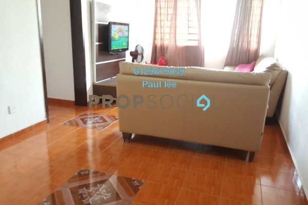 For Sale Apartment at Suria Kinrara, Bandar Kinrara Freehold Semi Furnished 3R/2B 180k
