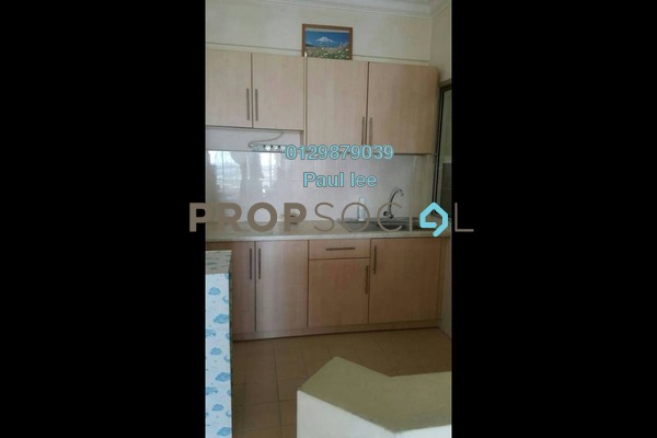 For Sale Condominium at Koi Tropika, Puchong Freehold Semi Furnished 3R/2B 340k