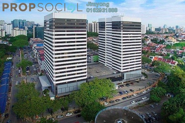 For Rent Office at Faber Tower, Taman Desa Freehold Unfurnished 0R/0B 3.65k