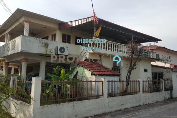 For Sale Terrace at PU8, Bandar Puchong Utama Freehold Semi Furnished 4R/5B 650k