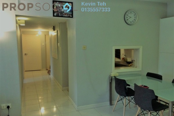 For Sale Condominium at Vista Kiara, Mont Kiara Freehold Semi Furnished 3R/2B 699k