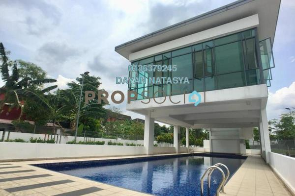 For Sale Condominium at Bayu @ Pandan Jaya, Pandan Indah Freehold Semi Furnished 3R/2B 560k