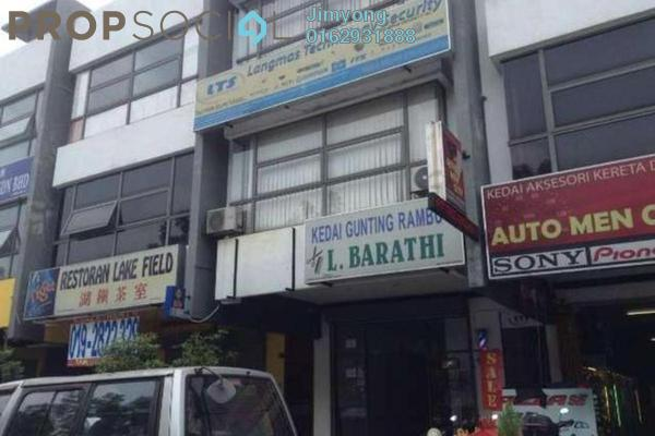 For Sale Shop at The Trillium, Sungai Besi Freehold Semi Furnished 3R/3B 8.5m