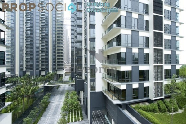 For Rent Condominium at St Mary Residences, KLCC Freehold Fully Furnished 1R/1B 5.3k