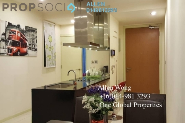 For Rent Condominium at Impiana Residences, Iskandar Puteri (Nusajaya) Freehold Fully Furnished 1R/1B 1.4k