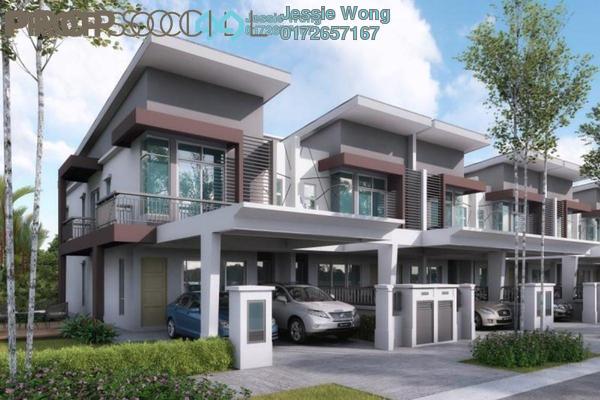 For Sale Terrace at Camellia Court, Nilai Impian Freehold Semi Furnished 4R/4B 518k