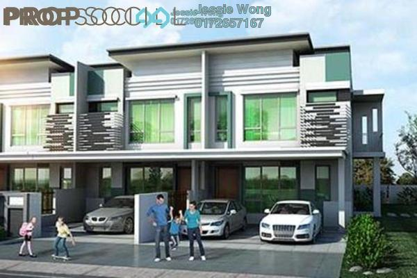 For Sale Terrace at Nada Alam, Nilai Freehold Semi Furnished 4R/4B 518k