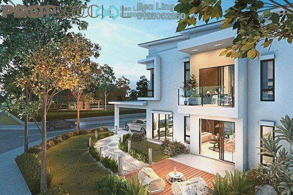 For Sale Terrace at Ara Sendayan, Bandar Sri Sendayan Freehold Unfurnished 4R/4B 619k