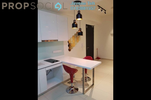 For Rent Serviced Residence at Centrus SoHo 1, Cyberjaya Freehold Fully Furnished 1R/1B 1.3k