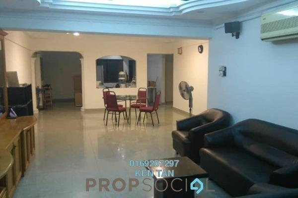 For Sale Condominium at Vista Komanwel, Bukit Jalil Freehold Semi Furnished 4R/3B 560k