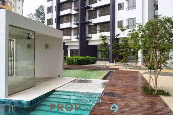 For Sale Condominium at Residence 8, Old Klang Road Freehold Unfurnished 3R/2B 630k