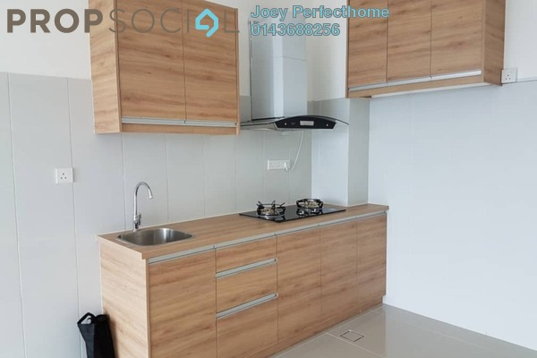 For Rent Condominium at Desa Green Serviced Apartment, Taman Desa Freehold Semi Furnished 2R/2B 1.6k