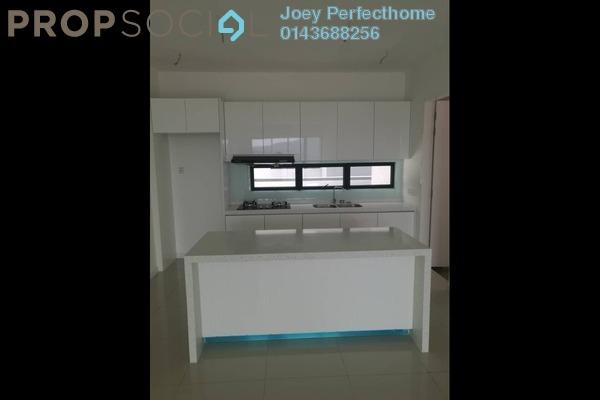 For Sale Condominium at Paragon 3, Bandar Putra Permai Freehold Semi Furnished 4R/3B 520k