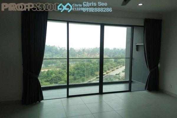 For Sale Condominium at Cristal Residence, Cyberjaya Freehold Semi Furnished 3R/2B 585k