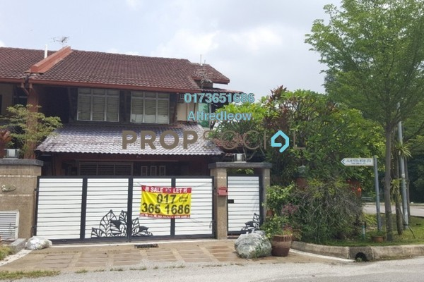 For Rent Terrace at Putra Bistari, Putra Heights Freehold Semi Furnished 5R/4B 2.4k