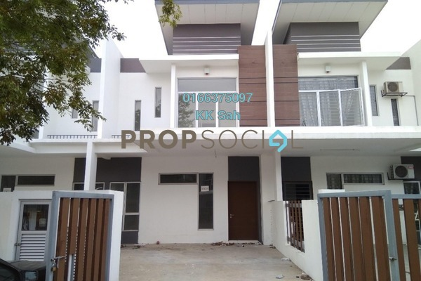 For Rent Link at Setia EcoHill, Semenyih Freehold Semi Furnished 4R/3B 1k