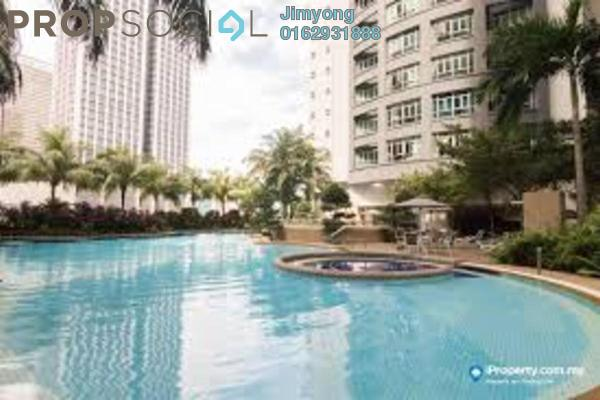 For Sale Condominium at Suasana Sentral Condominium, KL Sentral Freehold Fully Furnished 4R/4B 2.2m