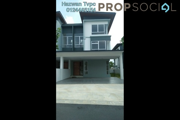 For Sale Semi-Detached at Parkfield Residences @ Tropicana Heights, Kajang Freehold Unfurnished 6R/6B 1.3m