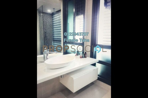For Rent Condominium at Vogue Suites One @ KL Eco City, Mid Valley City Freehold Semi Furnished 1R/1B 3k