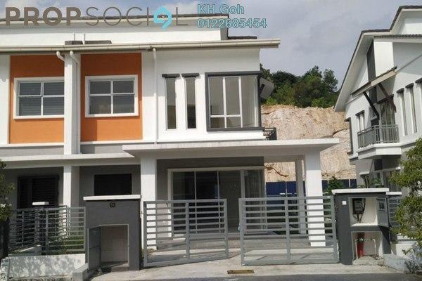 For Rent Semi-Detached at Taman Ixora, Bandar Baru Salak Tinggi Freehold Semi Furnished 4R/3B 1.4k