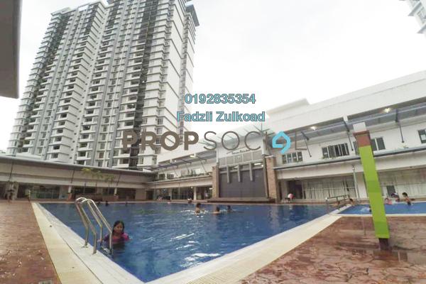 For Sale Condominium at Semarak Condominium, Batu Caves Leasehold Fully Furnished 3R/2B 430k