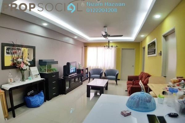 For Sale Apartment at Subang Bestari, Subang Leasehold Semi Furnished 3R/2B 265k