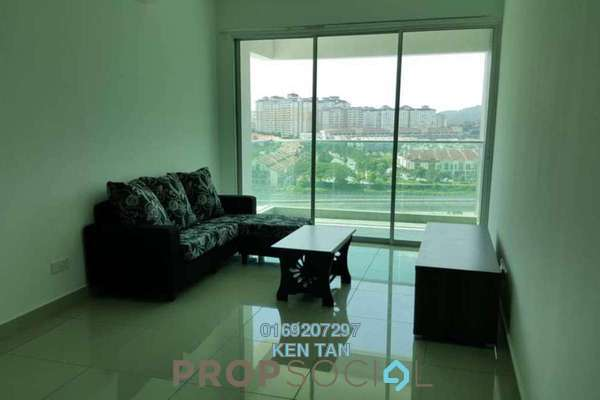 For Sale Condominium at Kiara Residence 2, Bukit Jalil Freehold Semi Furnished 3R/2B 595k