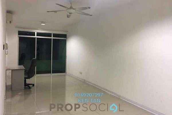 For Sale Condominium at Kiara Residence, Bukit Jalil Freehold Semi Furnished 3R/2B 558k