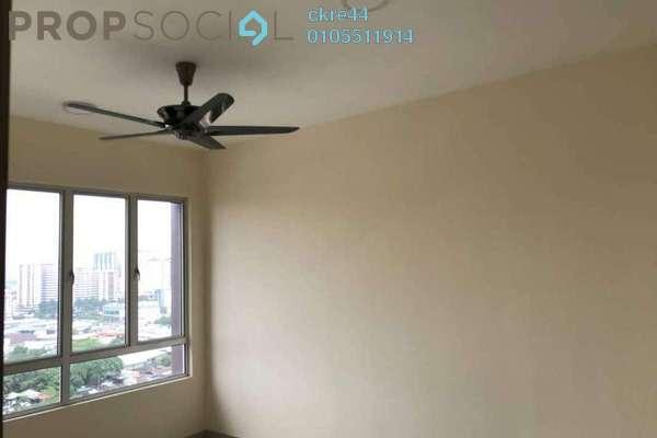 For Sale Condominium at Platinum Lake PV21, Setapak Leasehold Semi Furnished 3R/2B 580k
