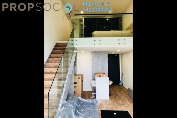 For Rent Condominium at Sky Park, Cyberjaya Freehold Fully Furnished 1R/1B 1.2k