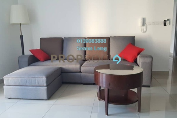 For Rent Condominium at Glomac Centro, Bandar Utama Freehold Fully Furnished 3R/3B 2.5k
