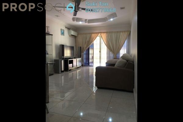 For Sale Townhouse at KiPark Sri Utara, Jalan Ipoh Freehold Semi Furnished 3R/3B 638k