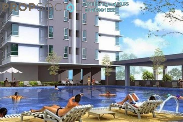 For Sale Condominium at Pine Residence, Farlim Freehold Unfurnished 3R/2B 599k