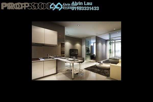 For Sale Serviced Residence at V12 Sovo, Shah Alam Freehold Semi Furnished 2R/1B 268k