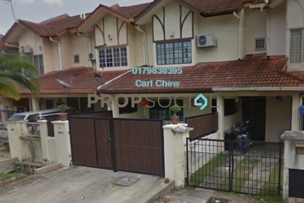 For Sale Terrace at BK5, Bandar Kinrara Freehold Fully Furnished 4R/3B 850k
