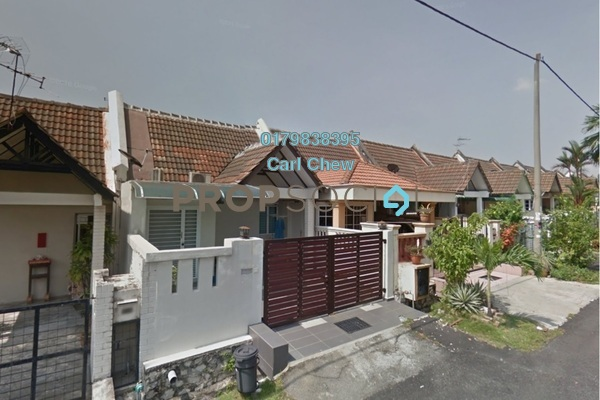 For Sale Terrace at BK2, Bandar Kinrara Freehold Semi Furnished 2R/2B 550k