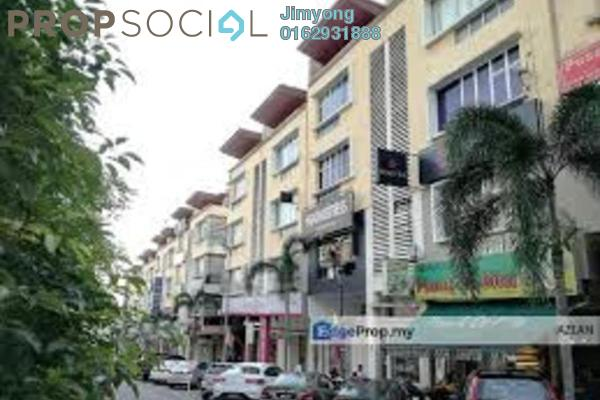 For Rent Office at Section 5, Wangsa Maju Freehold Unfurnished 0R/1B 3k